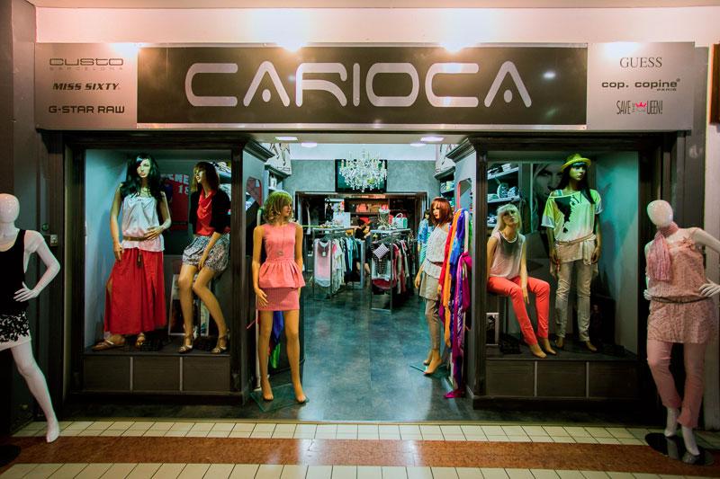 Devanture Carioca
