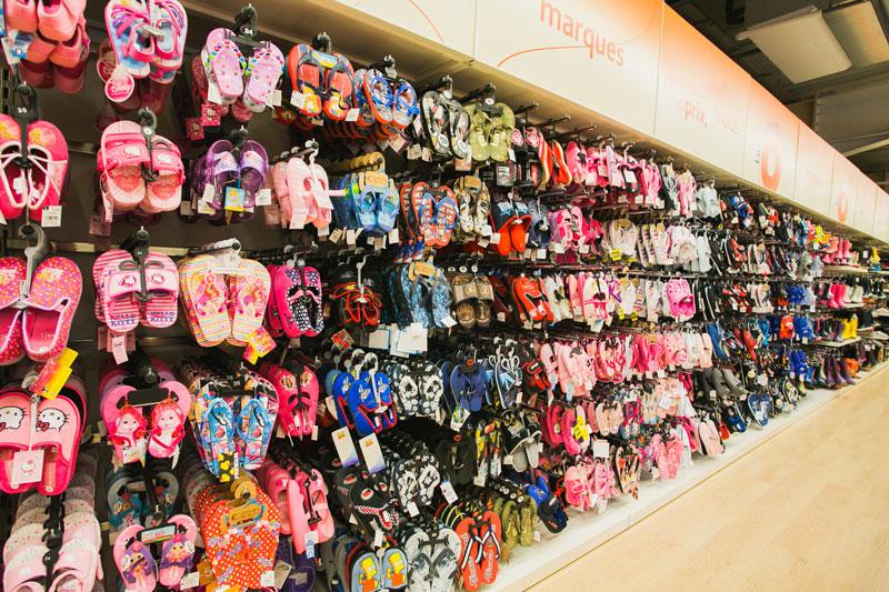 La Halle aux chaussures chaussons et bottes