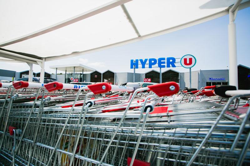 Hyper U façade