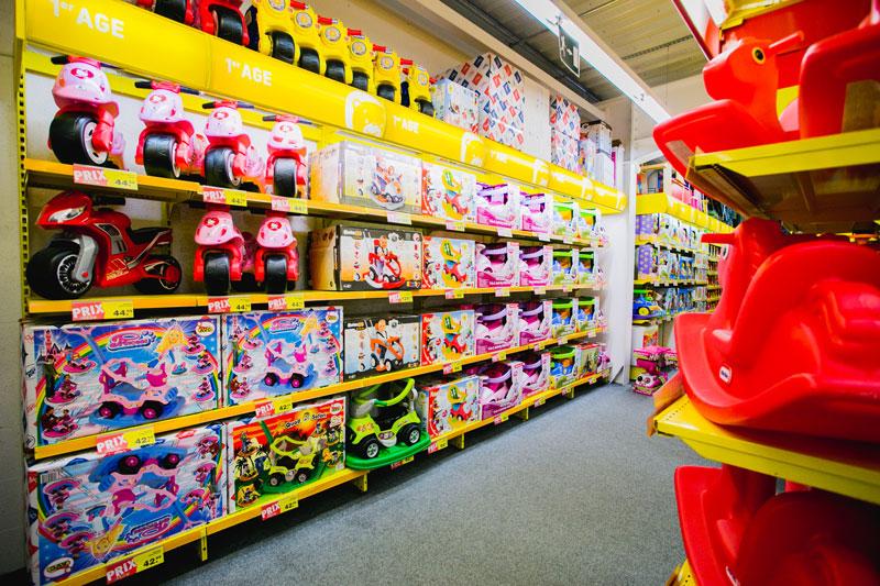 jouets pour bébé MaxiToys