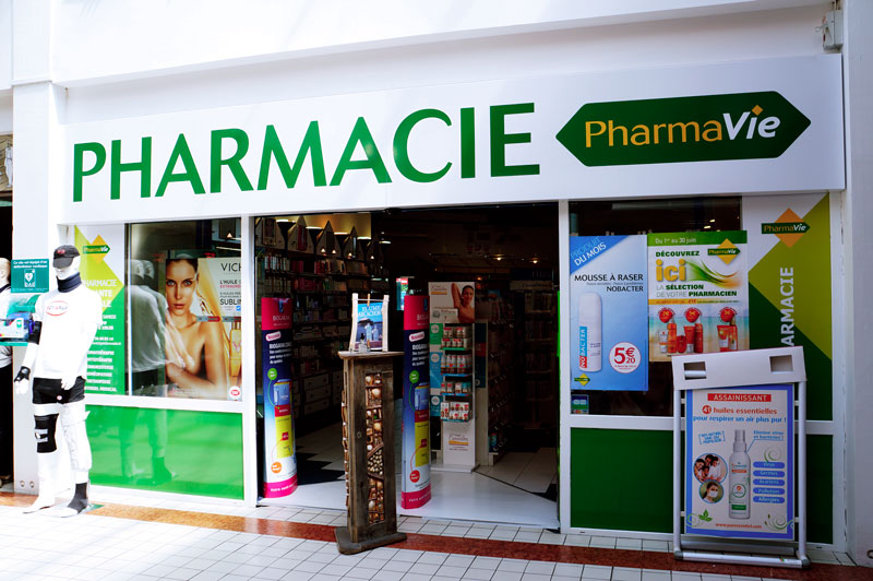 Pharmacie chante cigale centre grand large hyper u - Pharmacie de garde valenciennes ...