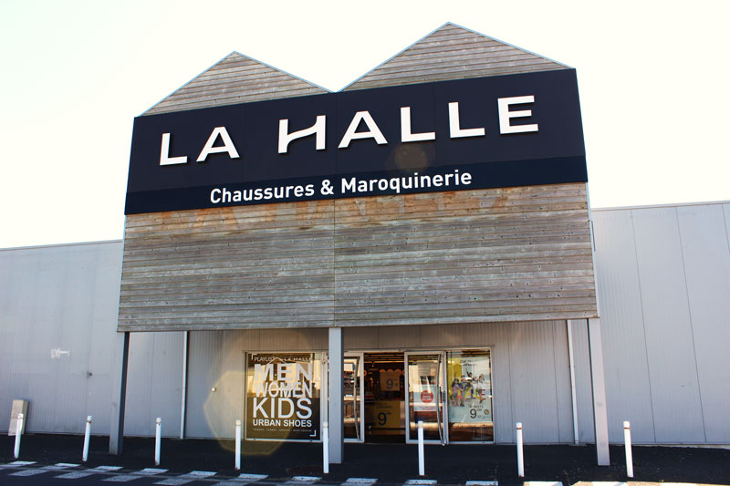 reasonable price super quality quality La Halle : chaussures et maroquinerie | Centre Grand Large ...