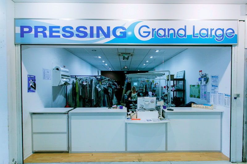 Façade Pressing Grand Large