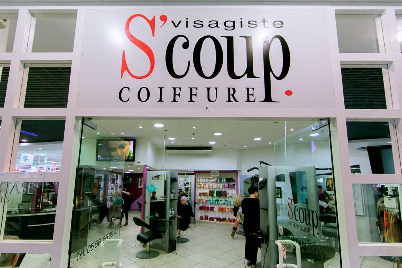 façade S'Coup