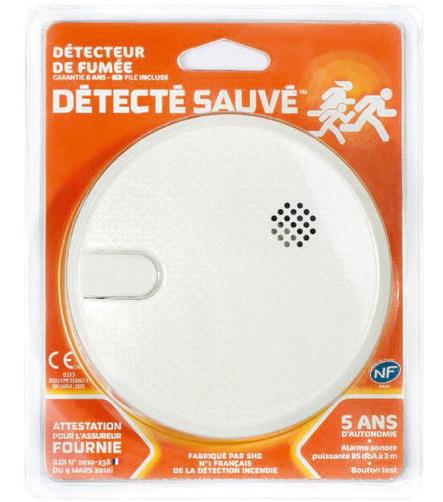D tecteur de fum e centre grand large hyper u - Detecteur de fumee obligatoire ...