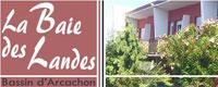 """L'hôtel """"La baie des Landes"""" est l'adresse de vos vacances."""