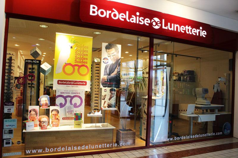 bordelaise_lunetterie_gujan_soldes_vitrine